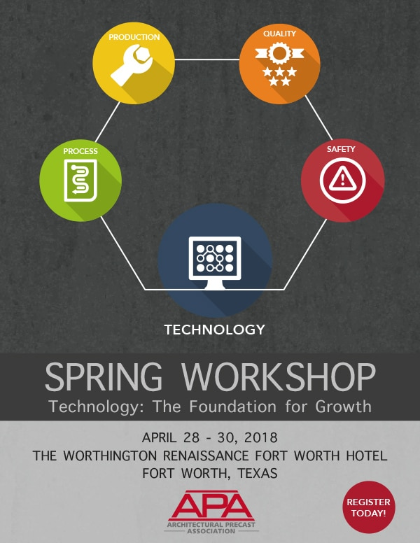 Cover for APA 2018 Spring Workshop